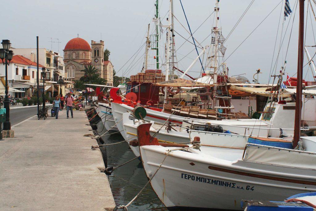 Czarter jachtu w Grecji - Egina